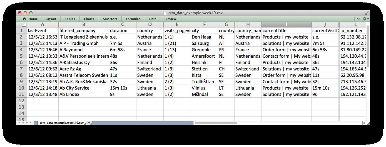 website-lead-generation-crm screenshot