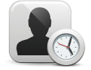 Real-time tracking icon