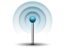 Mobile App analytics GPS & Carrier detection icon